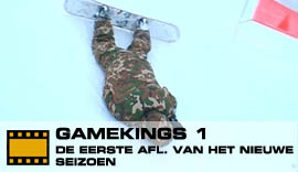 Gamekings 1 (van het nieuwe seizoen)